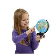 Brainstorm - Jucarie interactiva Glob pamantesc 14 cm