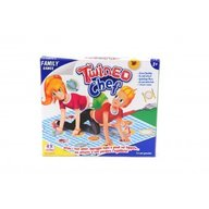 Globo Joc Twister cu mancare