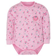 Gmini Body cu maneca lunga Flowers and Kitty