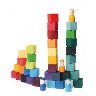 GRIMM'S Spiel und Holz Design - Cuburi Mozaic, mediu