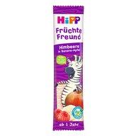 HiPP - Gustare din cereale si fructe  - mar, banana si zmeura 23 g