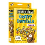 Galt - Horrible Science Cristale ciudate