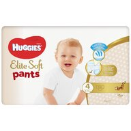 Huggies - Elite Soft Pants L(4) Giga 56 buc, 9-14 kg