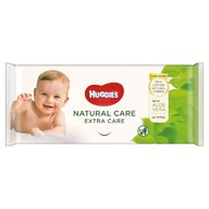 Huggies - Servetele BW N'Care ExC, 56 buc.