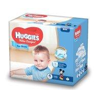 Huggies UC Box (nr 4) Boy 126 buc, 8-14 kg
