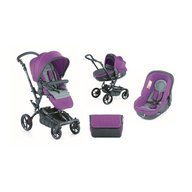 Jane - Carucior copii Epic Matrix Light S48, Violet