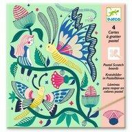Djeco - Set creativ Flori in gradina , De razuit