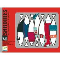 Djeco - Joc cu carti Sardine