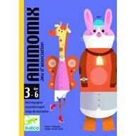 Djeco - Carti de joc Animomix