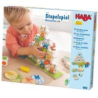 Haba - Joc de constructie,  Mini Monsters, 2 ani+
