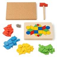 Toys For Life - Jucarie motrica Ciocanele Pentru motricitate fina, Pentru dezvoltare cognitiva