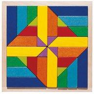Haba - Joc de indemanare si puzzle, Geomix, 3 ani+
