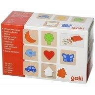 Goki - Joc de memorie Texturile