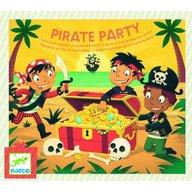 Djeco - Joc de petrecere Pirate party, Gaseste comoara