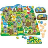 Orchard Toys - Joc de societate Dinozauri care sforaie