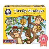Orchard Toys - Joc educativ Cheeky Monkeys