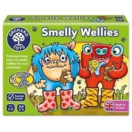 Orchard Toys - Joc educativ Cizmulitele de cauciuc - Smelly wellies