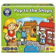 Orchard Toys - Joc educativ La cumparaturi - Pop to the shops