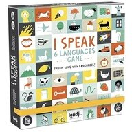 Londji - Joc educativ Invat 6 limbi straine