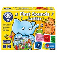 Orchard Toys - Joc educativ loto Primele sunete - First sounds loto