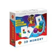 Alexander Toys - Joc educativ 3D Memory , Perceptie spatiala