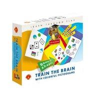 Alexander Games - Joc educativ perceptie vizuala pictograme Train the Brain,