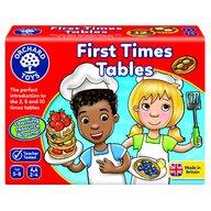 Orchard Toys - Joc educativ Tabla inmultirii pentru incepatori - First times tables