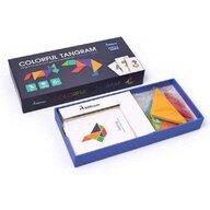 Mideer - Joc educativ Tangram colorat