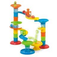 Miniland - Set de constructie Turnul cu Rollercoaster
