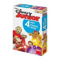 Dino Toys - Joc interactiv 4 in 1 Disney Junior
