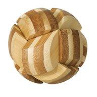 Fridolin - Joc logic IQ din lemn bambus Ball