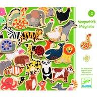 Djeco - Joc magnetic cu animale