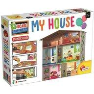 LISCIANI - Joc Montessori Maxi - Casuta mea