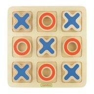 Masterkidz - Joc X si 0, din lemn, +3 ani,