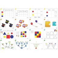 Miniland - Jocul formelor geometrice