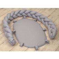 Jolie - Accesoriu Suport Pure Pentru Baby Nest, 80x45 cm, Gri