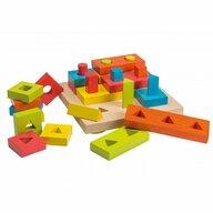 Joueco - Set de sortare cu forme geometrice