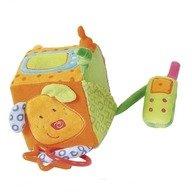 Brevi Soft Toys - Jucarie set de cuburi