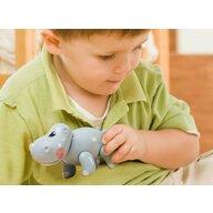 Tolo Toys - Figurina Hipopotam , First Friends , Animal Safari