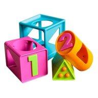 Fat Brain Toys - Jucarie bebe Cubul inteligent