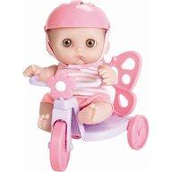 Jucarie Bebelus cu tricicleta, fluturas