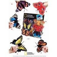 Jucarie de plus, National Geographic Fluture 22cm