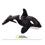 Jucarie de plus, National Geographic Orca 40 cm