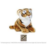 Jucarie de plus, National Geographic Tigru 25 cm