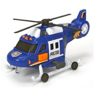 Dickie Toys - Jucarie Elicopter de politie Helicopter FO