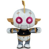 Play by Play - Jucarie din plus Baby Rotten Robot 24 cm Scooby Doo
