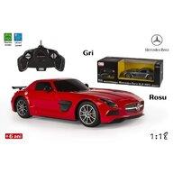 Jucarie masina Mercedes, Benz SLS AMG cu radiocomanda