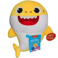 Play by Play - Jucarie din plus interactiva 25 cm Baby Shark