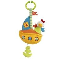 Brevi Soft Toys - Jucarie muzicala Vaporas
