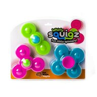 Fat Brain Toys - Jucarie motrica Whirly Squigz